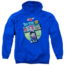 Teen Titans Go - T Adult Pull Over Hoodie