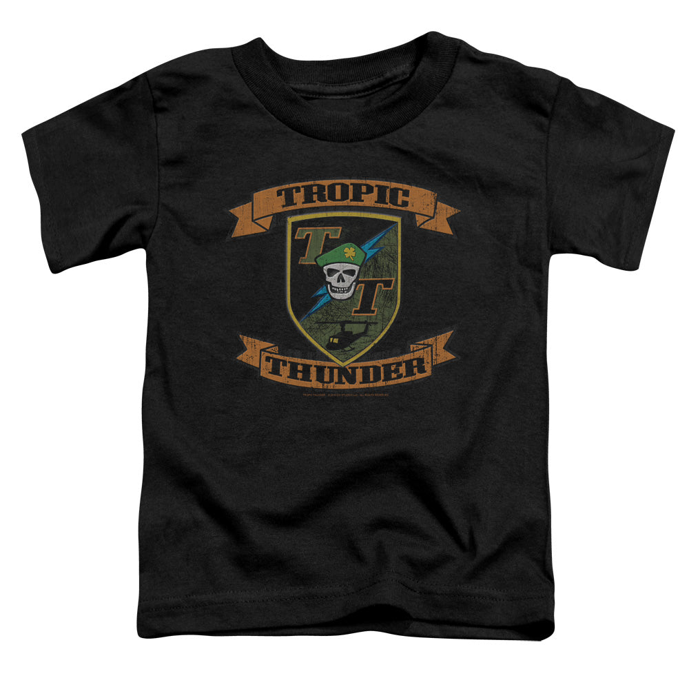 Tropic Thunder - Patch Short Sleeve Toddler Tee
