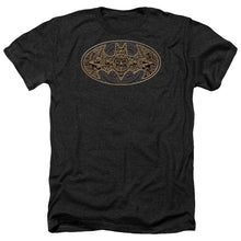 Batman - Aztec Bat Logo Adult Heather