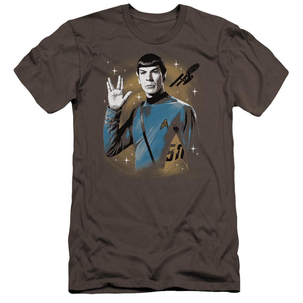 Star Trek - Space Prosper Premium Canvas Adult Slim Fit 30/1