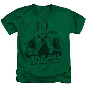 The Munsters - Oh Goody Short Sleeve Juvenile 18/1