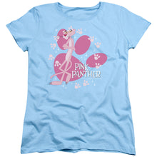 Pink Panther - Walk All Over Short Sleeve Women's Tee