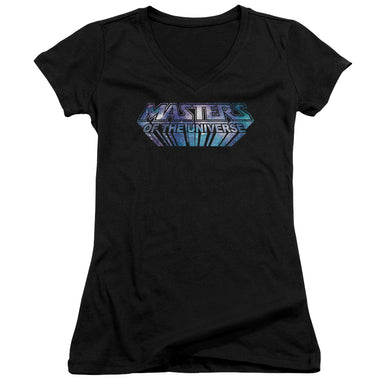 Masters Of The Universe - Space Logo Junior V Neck