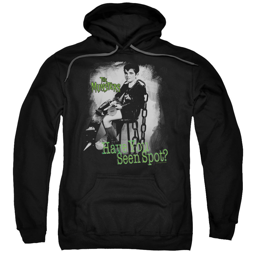 The Munsters - Have You Seen Spot Adult Pull Over Hoodie