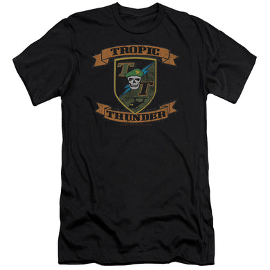 Tropic Thunder - Patch Short Sleeve Adult 30/1