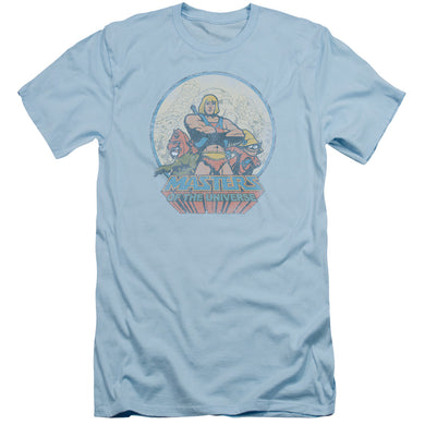 Masters Of The Universe - He Man And Crew Short Sleeve Adult 30/1