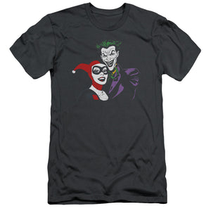 Batman - Joker & Harley Short Sleeve Adult 30/1