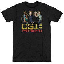 Csi Miami - The Cast In Black Adult Heather