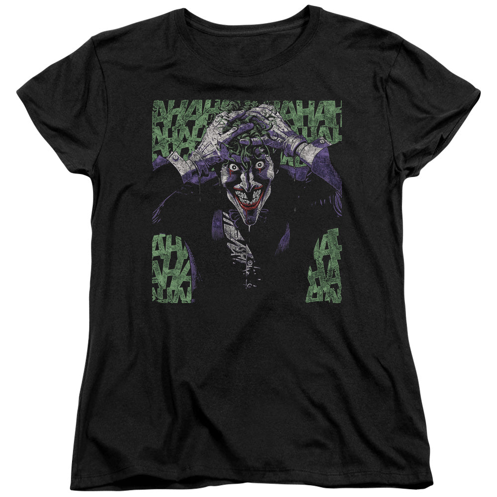 Batman - Insanity Short Sleeve Women's Tee