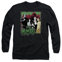 The Munsters - Normal Family Long Sleeve Adult 18/1