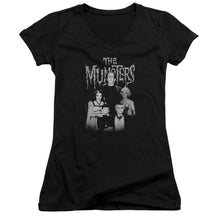 The Munsters - Family Portrait Junior V Neck