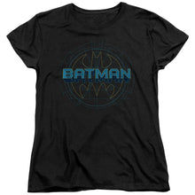 Batman - Bat Tech Logo Short Sleeve Women's Tee