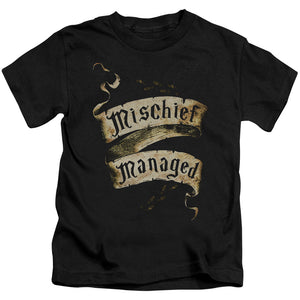 Harry Potter - Mischief Managed Short Sleeve Juvenile 18/1