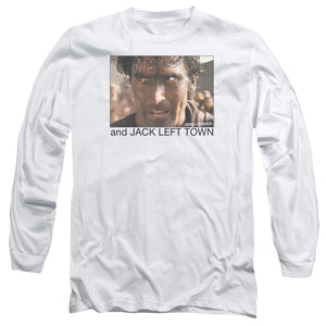 Army Of Darkness - Jack Left Town Long Sleeve Adult 18/1
