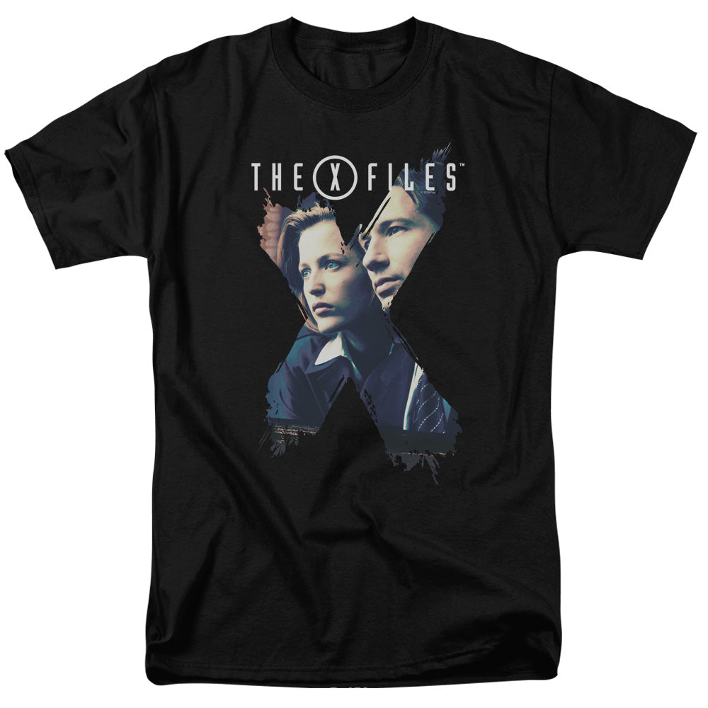 X Files - X Agents Short Sleeve Adult 18/1