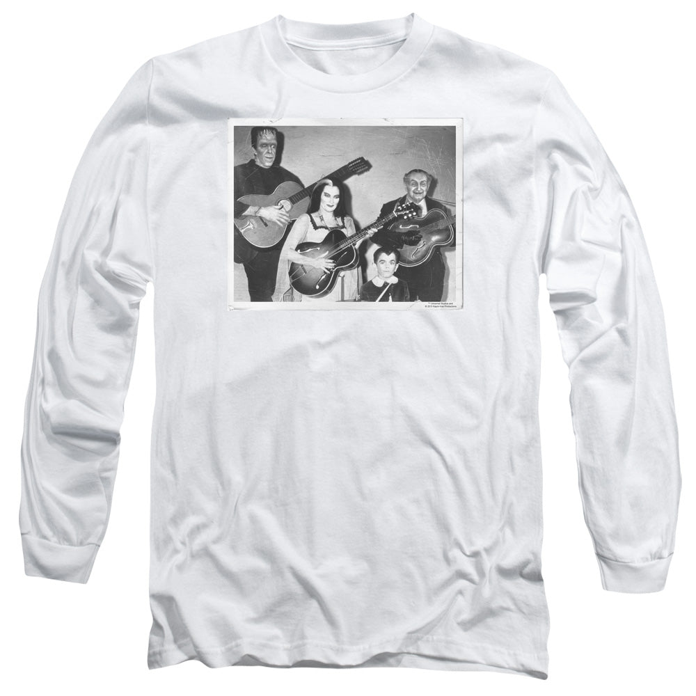 The Munsters - Play It Again Long Sleeve Adult 18/1