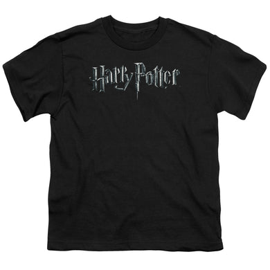 Harry Potter - Logo Short Sleeve Youth 18/1