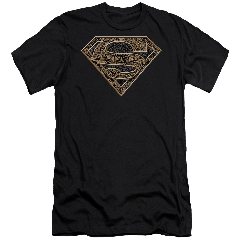 Superman - Aztec Shield Premium Canvas Adult Slim Fit 30/1