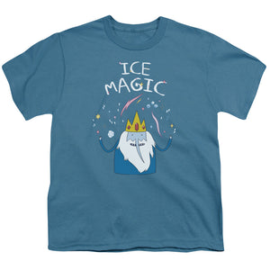 Adventure Time - Ice Magic Short Sleeve Youth 18/1