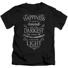 Harry Potter - Happiness Short Sleeve Juvenile 18/1