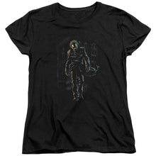 Batman - Joker Leaves Arkham Short Sleeve Women's Tee