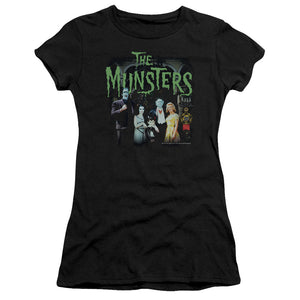 The Munsters - 1313 50 Years Short Sleeve Junior Sheer