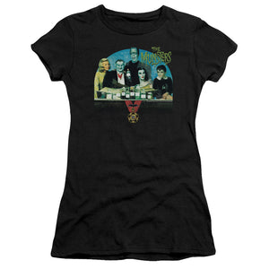The Munsters - 50 Year Potion Short Sleeve Junior Sheer