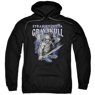 Masters Of The Universe - Straight Outta Grayskull Adult Pull Over Hoodie