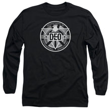 Supergirl - Deo Long Sleeve Adult 18/1