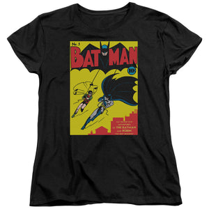 Batman - Batman First Short Sleeve Women's Tee