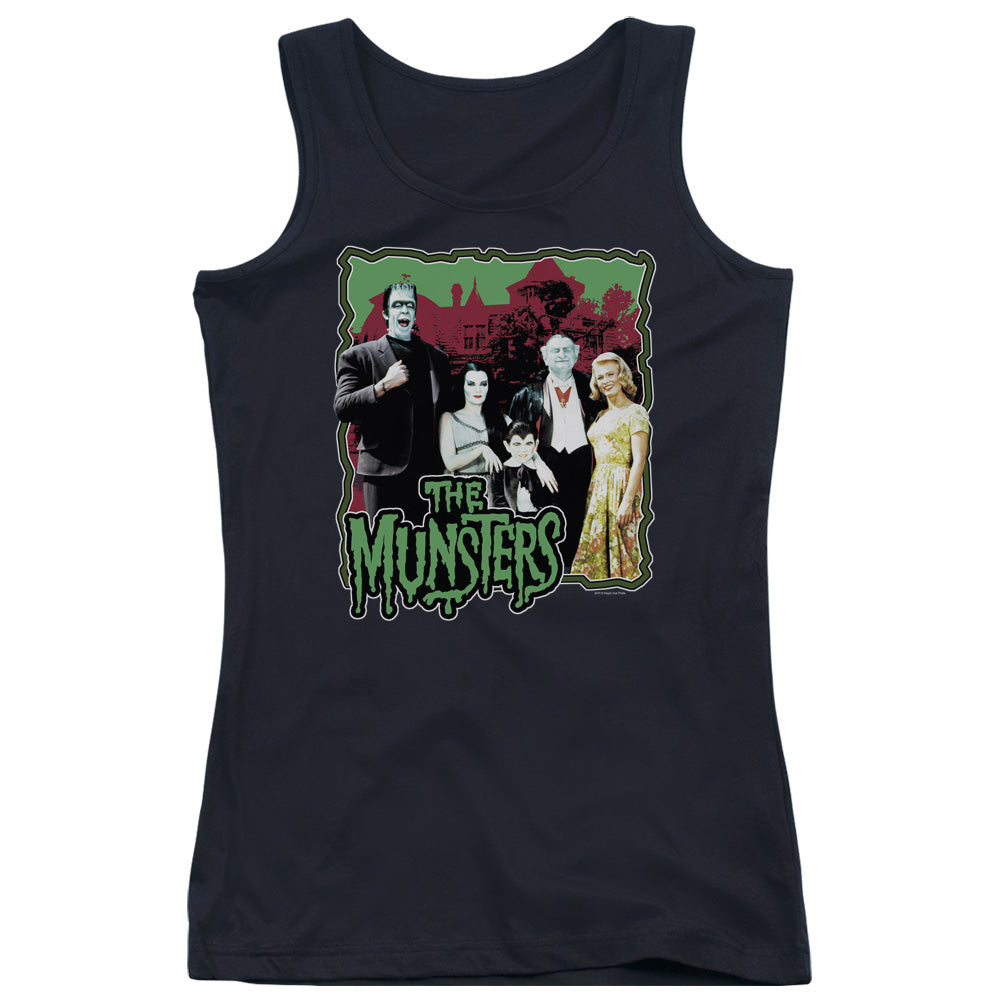 The Munsters - Normal Family Juniors Tank Top