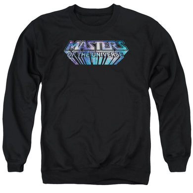 Masters Of The Universe - Space Logo Adult Crewneck Sweatshirt