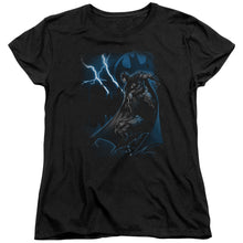 Batman - Lightning Strikes Short Sleeve Women's Tee