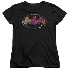 Batman - Hawaiian Shield Short Sleeve Women's Tee