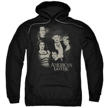 The Munsters - American Gothic Adult Pull Over Hoodie
