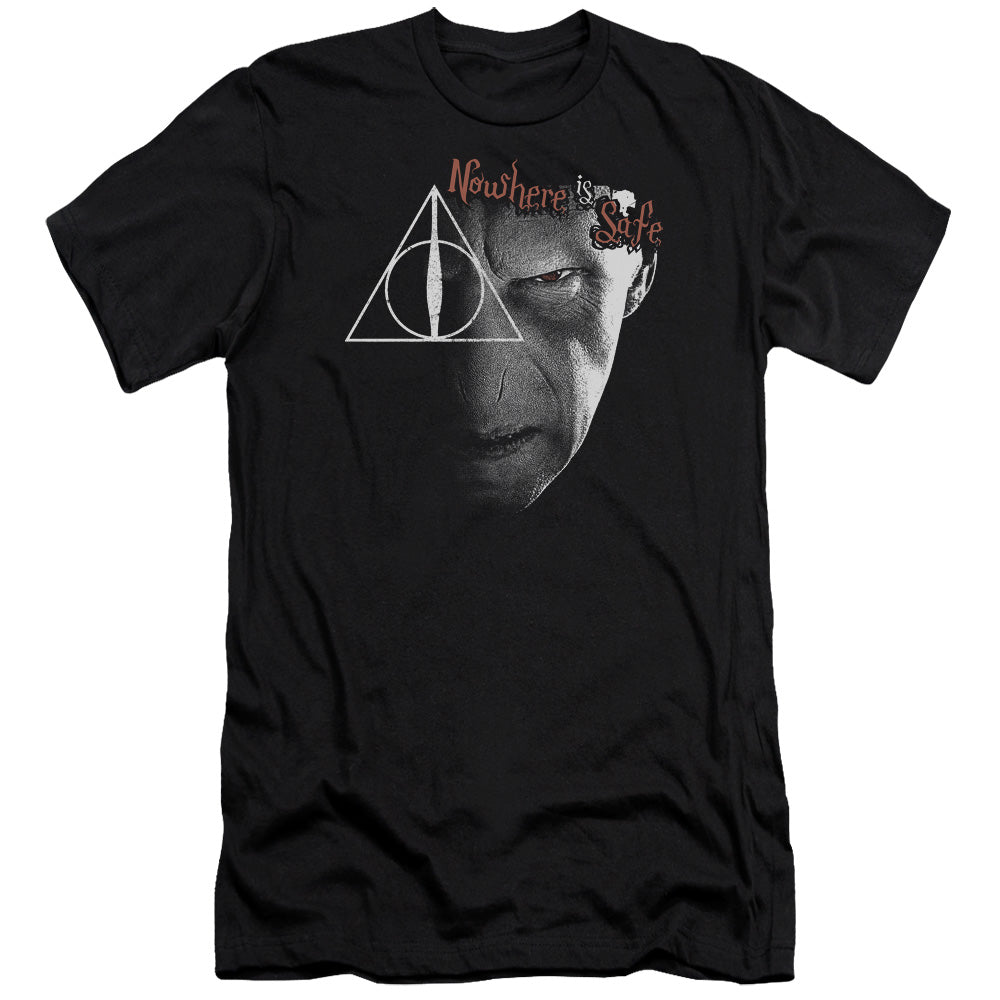 Harry Potter - Nowhere Is Safe Short Sleeve Adult 30/1