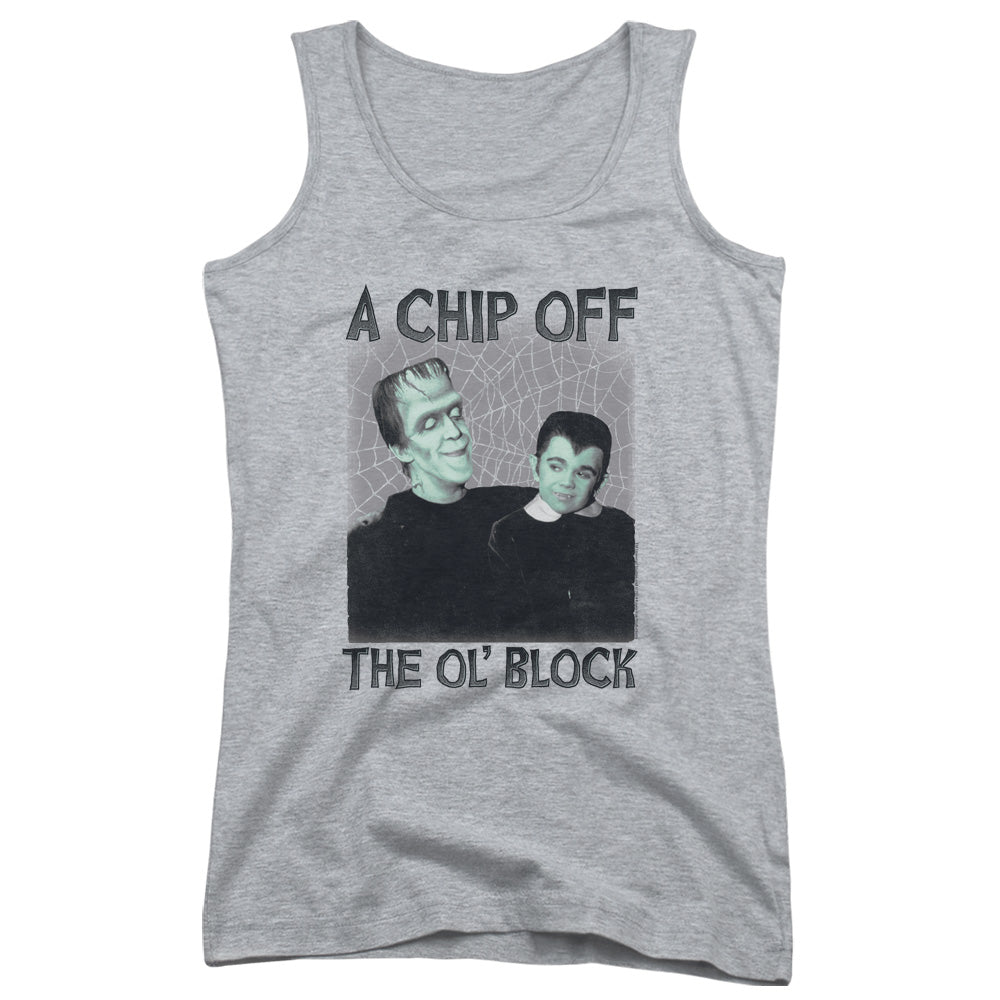 The Munsters - Chip Juniors Tank Top