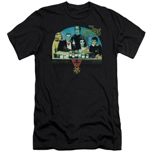 The Munsters - 50 Year Potion Premium Canvas Adult Slim Fit 30/1