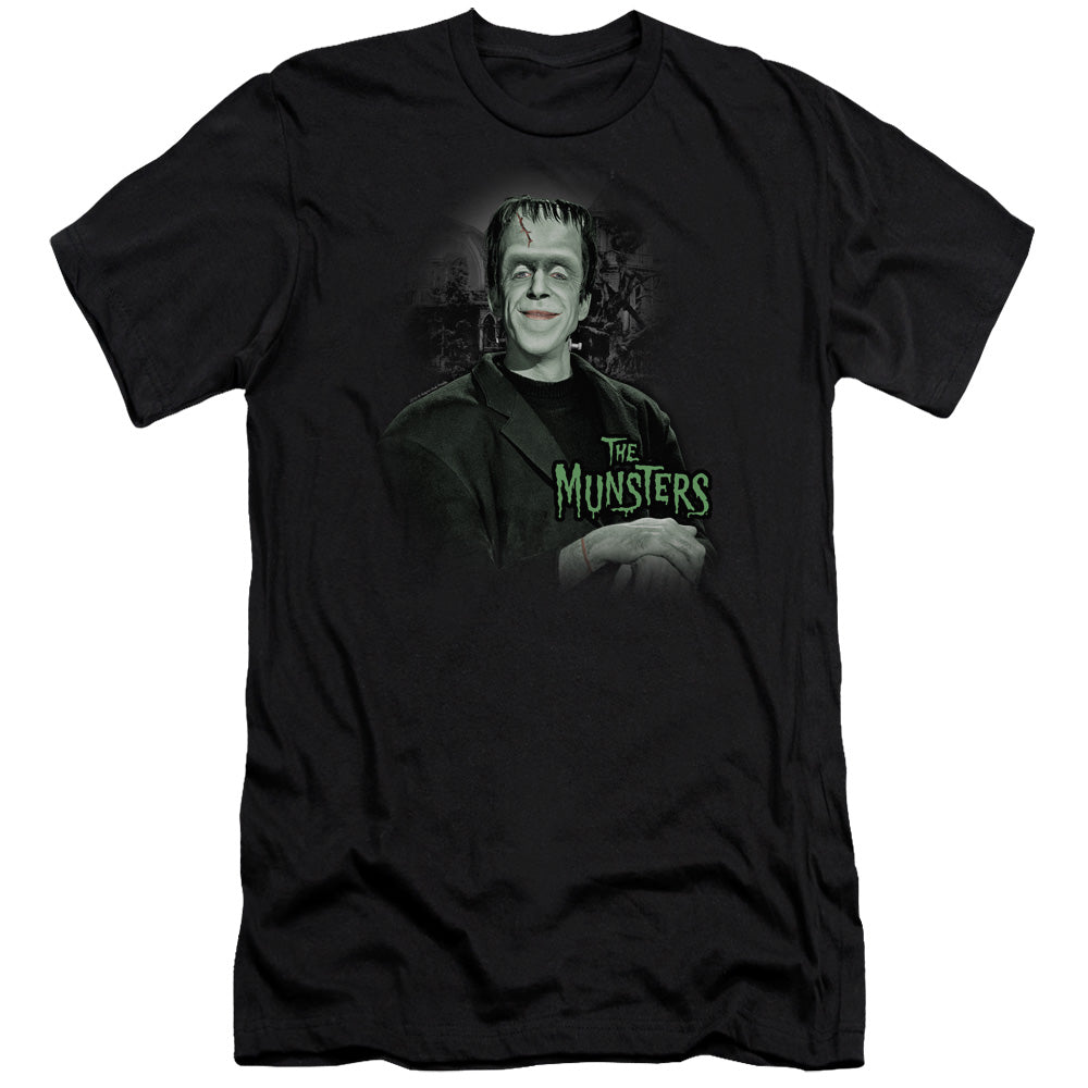 The Munsters - Man Of The House Premium Canvas Adult Slim Fit 30/1