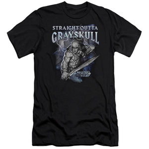 Masters Of The Universe - Straight Outta Grayskull Premium Canvas Adult Slim Fit 30/1
