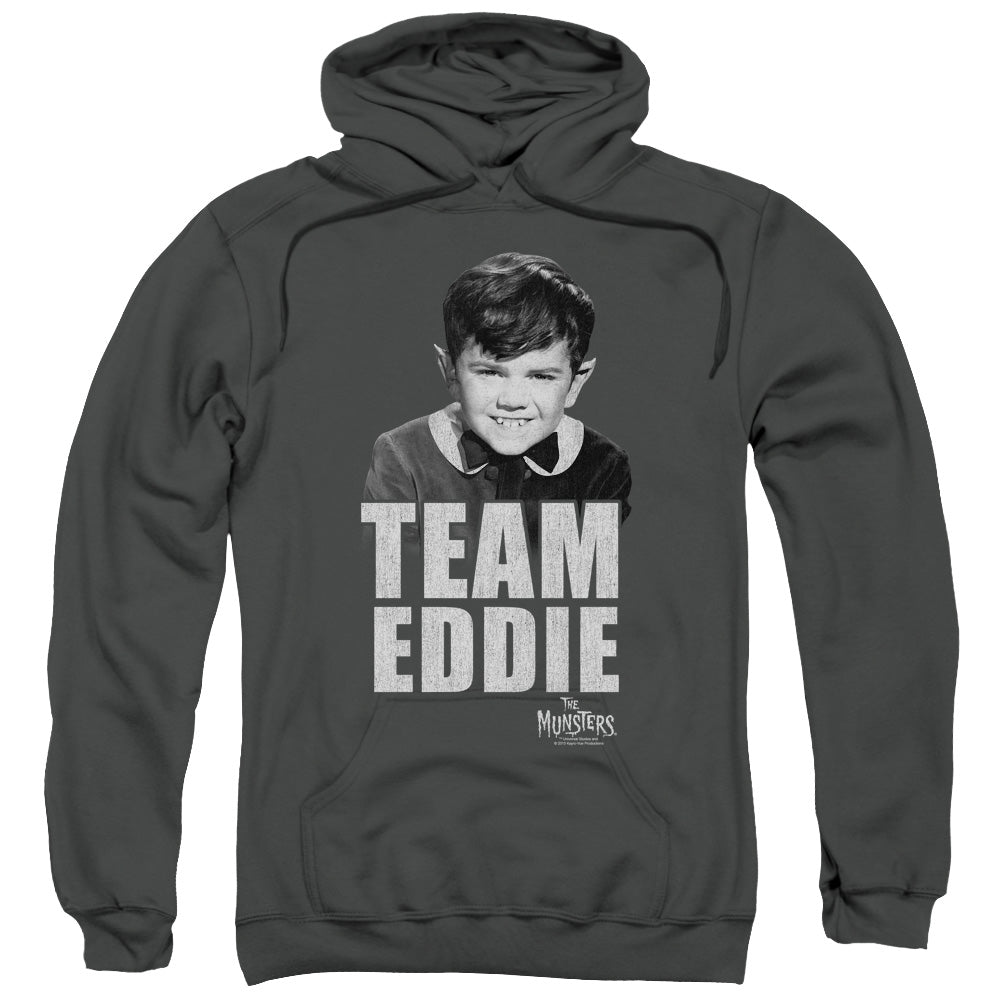 The Munsters - Team Edward Adult Pull Over Hoodie