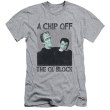 The Munsters - Chip Short Sleeve Adult 30/1
