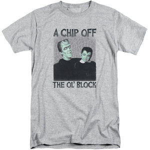 The Munsters - Chip Short Sleeve Adult Tall