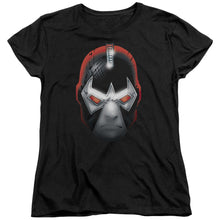 Batman - Bane Head Short Sleeve Women's Tee