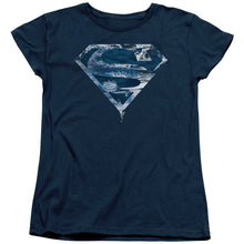 Superman - Water Shield Short Sleeve Women's Tee