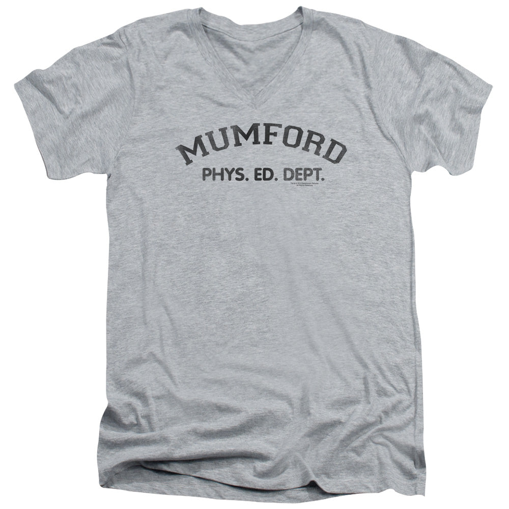 Beverly Hills Cop - Mumford Short Sleeve Adult V Neck