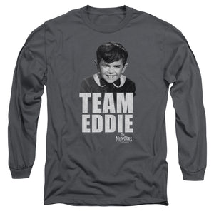 The Munsters - Team Edward Long Sleeve Adult 18/1
