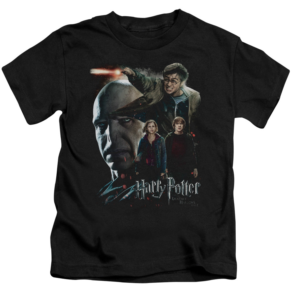 Harry Potter - Final Fight Short Sleeve Juvenile 18/1