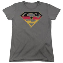 Superman - German Shield Short Sleeve Women's Tee