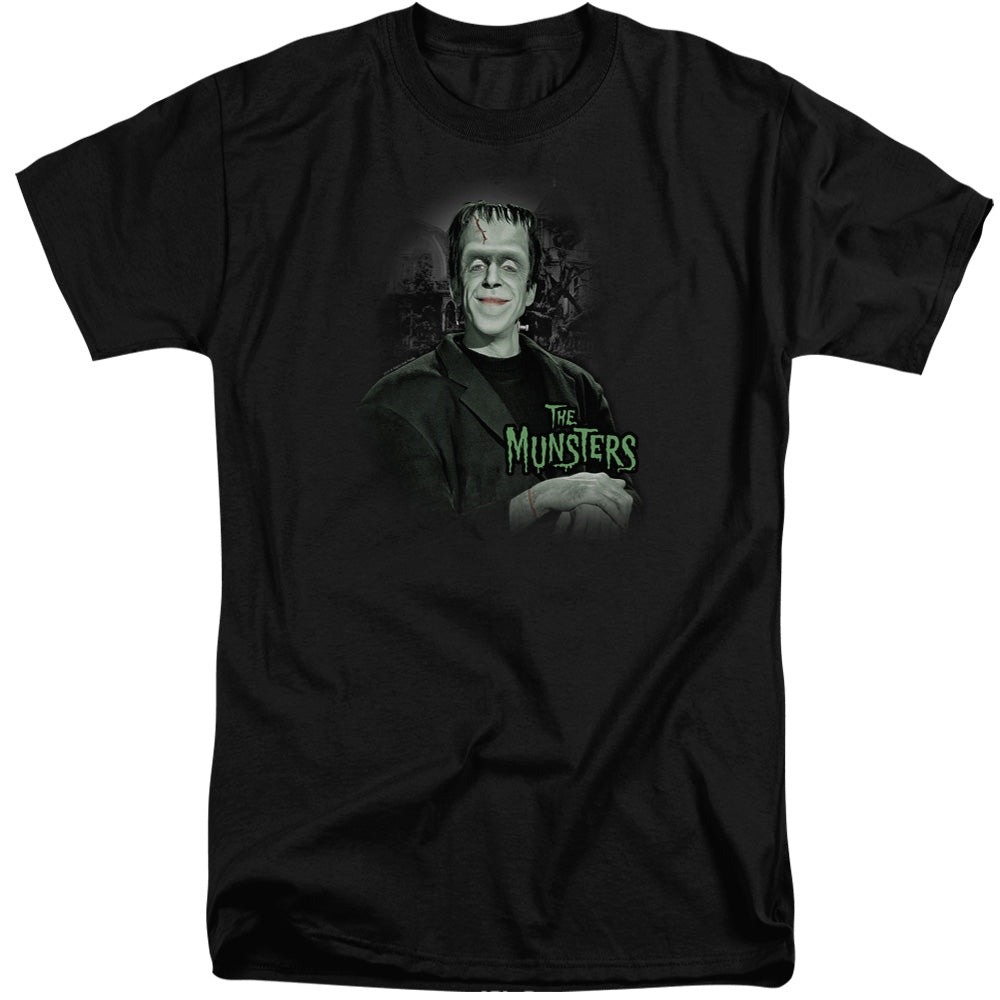 The Munsters - Man Of The House Short Sleeve Adult Tall